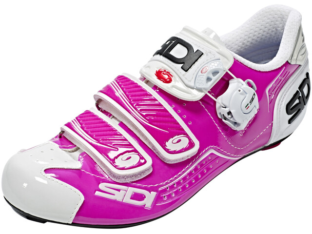 Sidi Alba Shoes Women Fuxia/White